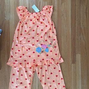 Other - Girls' Two Piece Pajama Set